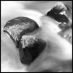Winter_Movement08 (Katherine Winter Photography) Tags: longexposure movement hasselblad ilford fineartphotography blackandwhitephotography movingwater iceandwater clearcreekcolorado katherinewinterphotography