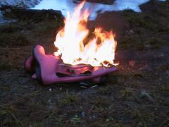 kontio wellies (Burner's corner) Tags: boots rubber burning wellies