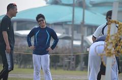 DSC_0094 (mechiko) Tags: 横浜ベイスターズ 120209 渡辺直人 新沼慎二 鶴岡一成 横浜denaベイスターズ 2012春季キャンプ
