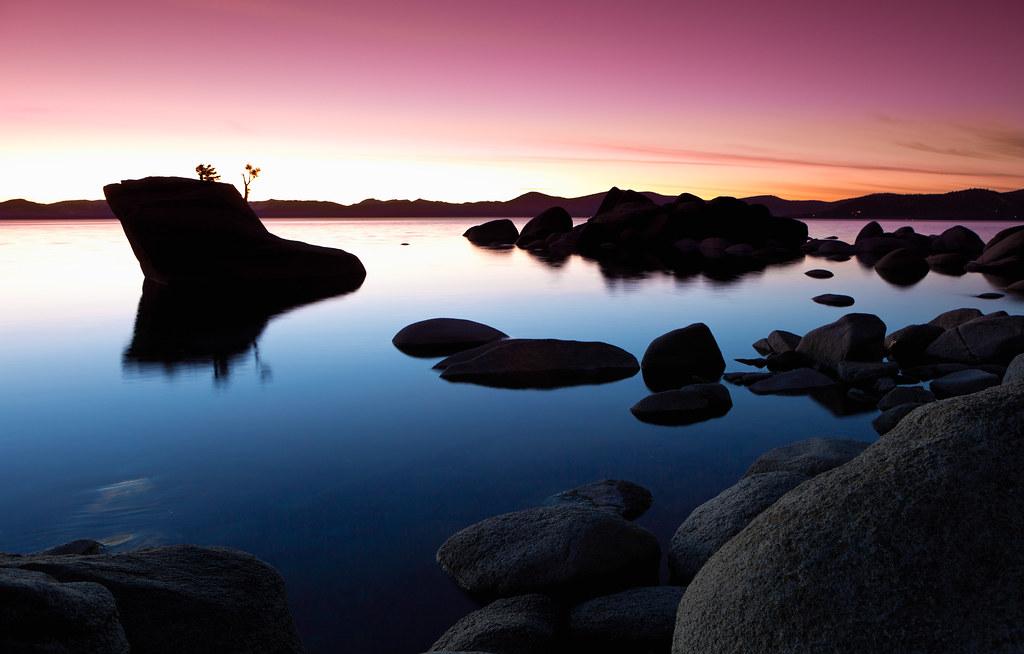 Bonzai Rock Sunset