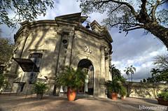 Paco Parck Church - Manila, Philippines (biboymartinez) Tags: church landscape philippines tokina1224 manila hdr pacopark d7000