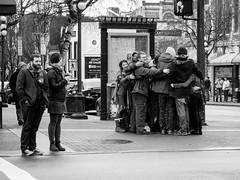 Group Hug III (Joris_Louwes) Tags: people hug notice no group grouphug decline spontaneous sponteneous hugfest