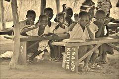 School time (Milena Digonzelli) Tags: hello africa school portrait people children nikon bambini african mani ciao persone ghana bye ritratto scuola saluti d3100