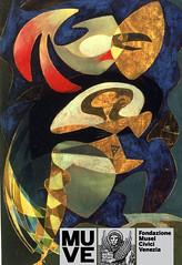 Max Ernst, The Weatherman (1951) (Fondazione Musei Civici Venezia) Tags: venice color colour art museum painting veneza artist gallery museu arte modernart musei museo venise venezia pesaro galleria artista maxernst weatherman pittura artemoderna capesaro muve fondazionemuseicivicidivenezia