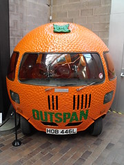 Outspan Orange Mini (Hammerhead27) Tags: orange promotion museum novelty national advert motor beaulieu outspan