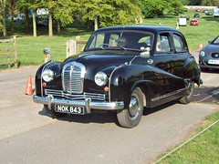 37 Austin A70 Hereford (1953) (robertknight16) Tags: austin 1950s british bmc 194570