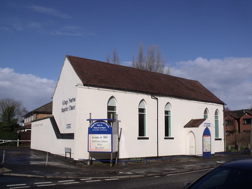 Kings Norton Baptist Church - Wharf Road, Kings Norton