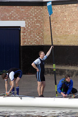 Oar (MalB) Tags: cambridge cam rowing lycra peterhouse lents lentbumps