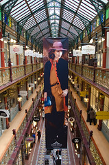 The Strand Arcade (Mariasme) Tags: fashion architecture advertising arcade skylight shoppingcentre historic gamewinner thestrandarcade