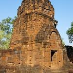 Temple ruins in Muang Sing historical park, Kanchanaburi, Thailand thumbnail