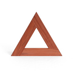 Myrtle Triangular Trivet (robbiesands) Tags: walnut trivet liveimage catimages catimage productsetpress triangulartrivets