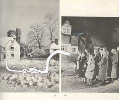(rodrigoarteaga) Tags: white collage pen ink paper de found book image object lapiz libro blanca shape liquid tinta imagen objeto forma misterious encontrada misteriosa mistey intervened intervenida