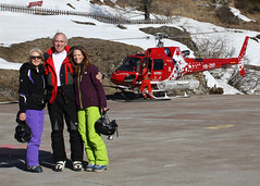 Day 3 - Helicopter (Samantha Louise Knott) Tags: snowboarding switzerland skiing zermatt