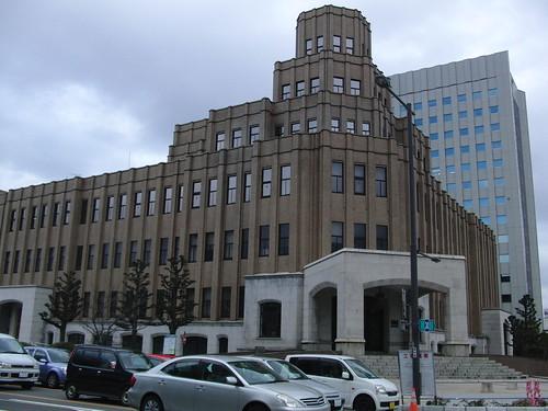 福井地方裁判所 (FUKUI local court)
