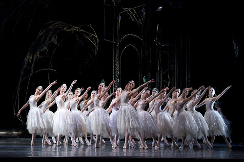 Black Swan — Royal Opera House