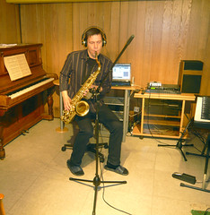 WORLD5 - Stephan Goessl - saxophone (world5music) Tags:
