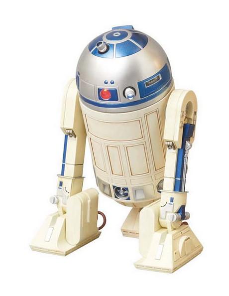 您沒聽錯,我的C3PO會講話