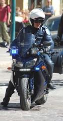 UDR 1 (MCLeather 4) Tags: leather police moto motorcycle polizei pelle leder motard polcia polis motorrad polizia cuero politie cuir polica  lder