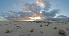Sunset (MacDor Photography) Tags: sunset desert canary fuertaventura corralejo playasgrandes