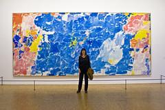 Bonjour from the Centre Pompidou .... ! (Rita Crane Photography) Tags: paris art museum painting rita centrepompidou insidethepompidou