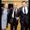 With fellow @PurchaseAlumni Edie Falco (NURSE JACKIE/Sopranos) & Stanley Tucci (Hunger Games) #throwbackthursday