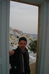 Me In Santorini (Keith Mac Uidhir  (Thanks for 3.5m views)) Tags: hellas santorini greece grecia griechenland santorin grce hy thira grcia thera griekenland yunanistan  grecja     grgorszg ecko     yunani  lp santoron santoryn   gresya