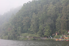 Solo trip - Telaga Sarangan - The fog is comming (b3lthaZor) Tags: solotrip magetan telagasarangan mixedupalready