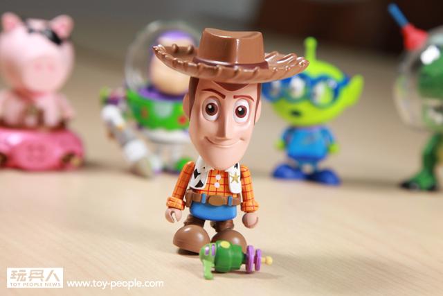 玩具總動員COSBABY 限定套裝開箱報告!