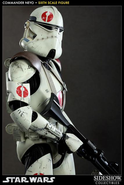 Sideshow - Commander Neyo 1/6 Scale Figure