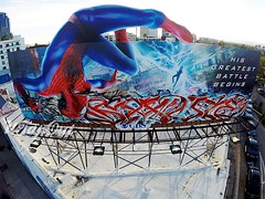 SAUTE (UTap0ut) Tags: california art cali season graffiti la los paint angeles billboard billy graff billies utapout uploaded:by=flickrmobile flickriosapp:filter=nofilter