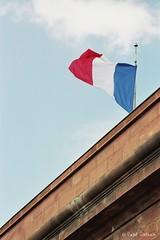 France, mre des arts (Joachim du Bellay) (Polovergnat) Tags: belfort drapeau tricolore dubellay enversetcontretout polovergnat francemredesarts