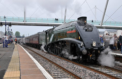 60009 at Stirling (SC-Fifer) Tags: africa circle scotland pacific stirling south union steam forth a4 60009 of
