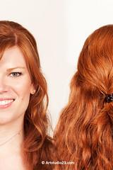 RHD12_005ax (Dutch Design Photography) Tags: red portrait people dutch face hair ginger long day head being curls days redhead human short mens straight portret rood gezicht haar roodharigendag redheadday