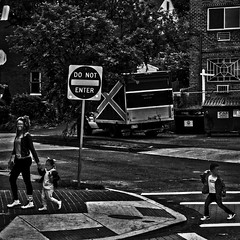 """He Feels The Tug Of Excitement"", Boys & Girls Are Raised Much Differently, Historic Anacostia, Washington, DC (Gerald L. Campbell) Tags: street urban bw kids youth digital washingtondc blackwhite dc community citylife streetphotography squareformat spirituality socialcommentary socialdocumentary yearning urbanphotography youngboy historicanacostia canonsx50hs"