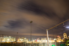 May 22, 2016 (Amanda Catching) Tags: city longexposure morning light skyline vancouver east