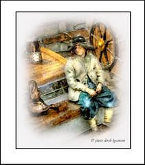CABIN BOY (Derek Hyamson) Tags: liverpool candid impression hdr albertdock cabinboy pirateday