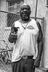 Creeper (jksonnen) Tags: portrait puppy florida documentary 100v10f daytona bikers daytonabeachfl blackbiker