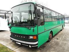 Kässbohrer Setra S215 UL (Vehicle Tim) Tags: travel bus verkehr kom omnibus setra nahverkehr kässbohrer