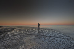 Edge of Tomorrow (MartinSommer) Tags: park longexposure water sunrise landscape outdoors nikon rocks sandbanks provincial princeedwardcounty
