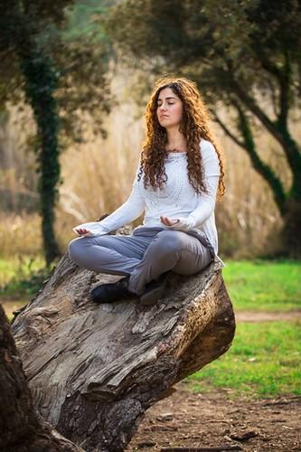 Meditación naturaleza