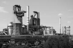 ThyssenKrupp (steelworks by OAE) Tags: industry iron steel furnace duisburg thyssen industrie blast stahl steelworks eisen hochofen thyssenkrupp bruckhausen