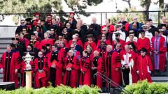 The distinguished BU power elite (kuntheaprum) Tags: graduation commencement tamron bostonuniversity