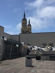 IMG_3064 (Thacher Gallery at the University of San Francisco) Tags: contemporaryart artinstallation environmentalart usfca sculptureterrace thachergallery worldsinthemaking christinaconklin