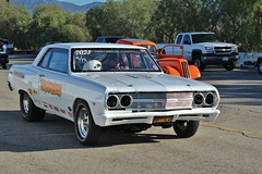 Mooneyes X-Mas Party 2015 (USautos98) Tags: chevrolet chevy hotrod custom afx streetrod 1965 gasser