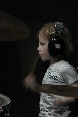 Abby-drumles-515 (leoval283) Tags: percussion abby nora lessons rockschool drummen fruitweg