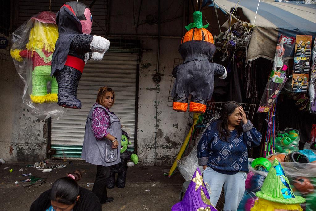 Chợ bùa chú Sonora đã hơn 60 tuổi