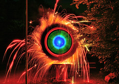 Lapp _0987 (andreasmertens) Tags: lightpainting art deutschland photography pyro lichtmalerei lightart scheibe lapp lichtkunst ihle kreisolpe repetal andreasmertens