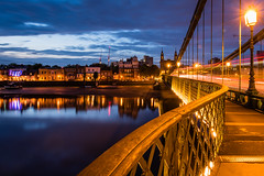Blue hour (Arron Strutt) Tags: longexposure london night photography nikon nighttime riverthames londonist thisislondon d810 secretlondon
