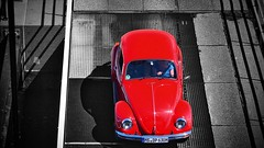 Red Bug (herman vogel) Tags: red car vw beatle rood