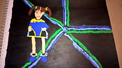Ling Xiaoyu (catherine_luby) Tags: painting acrylic tekken